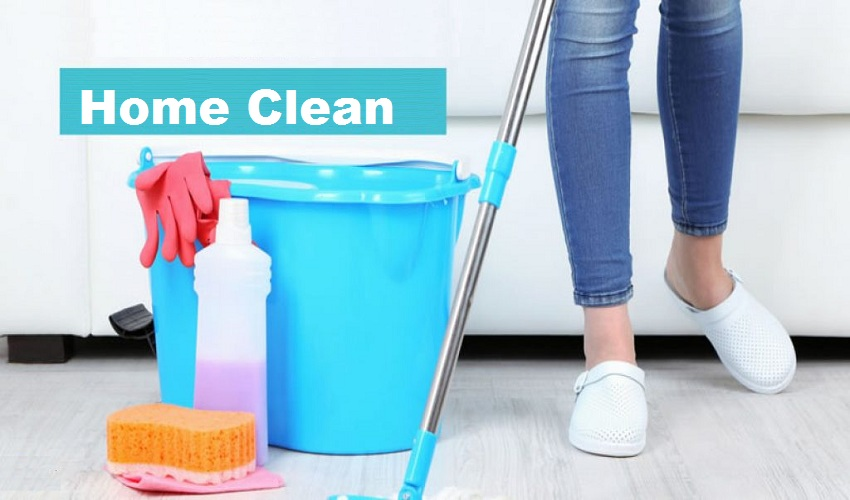 How to Clean Your Home the Right Way