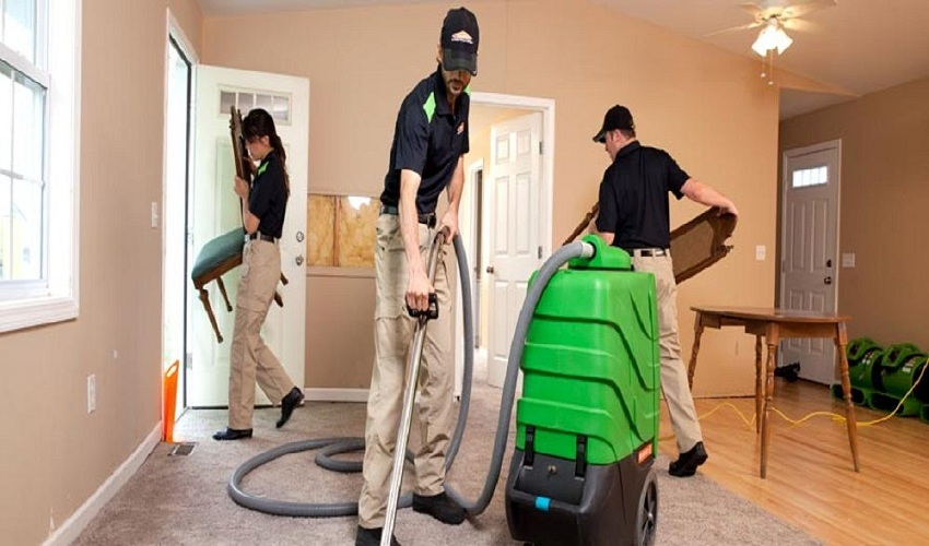 Want to Start Your Cleaning Business? Know How You Can Become a Cleaning Contractor