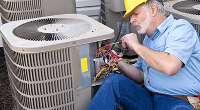 Air Conditioner Repair Services (In Which You Need To Replace Whole Part)